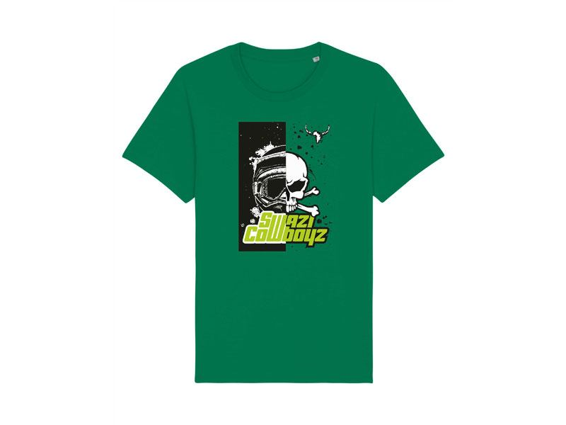 HELMET T-Shirt powered by SwaziCowboyz