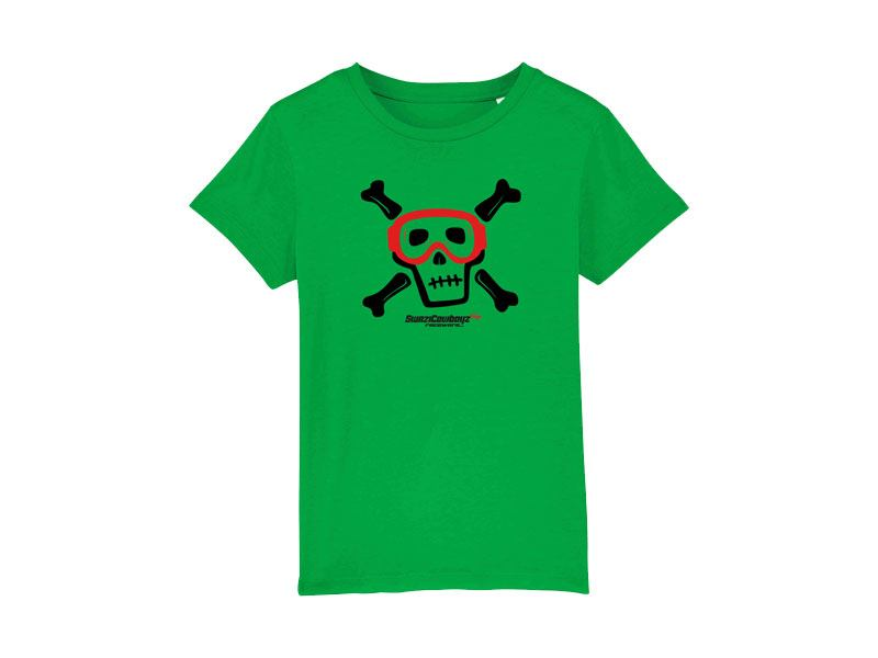 KIDS GOGGLES T-Shirt powered by SwaziCowboyz