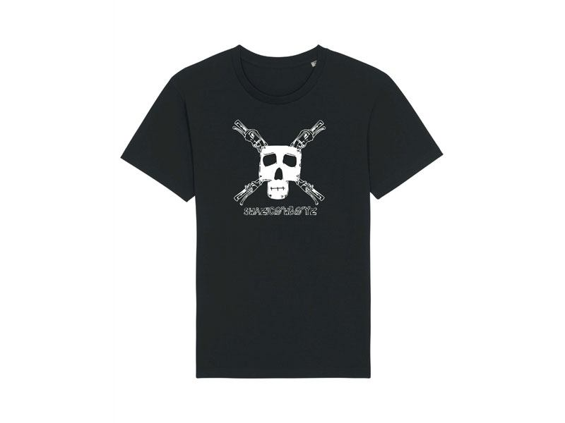 SKULL T-Shirt powered by SwaziCowboyz