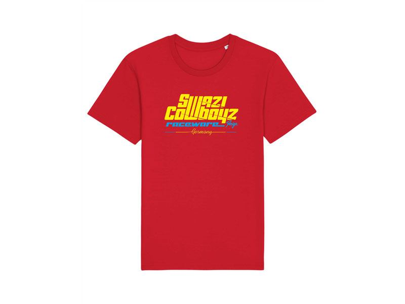 RACEWARE T-Shirt powered by SwaziCowboyz