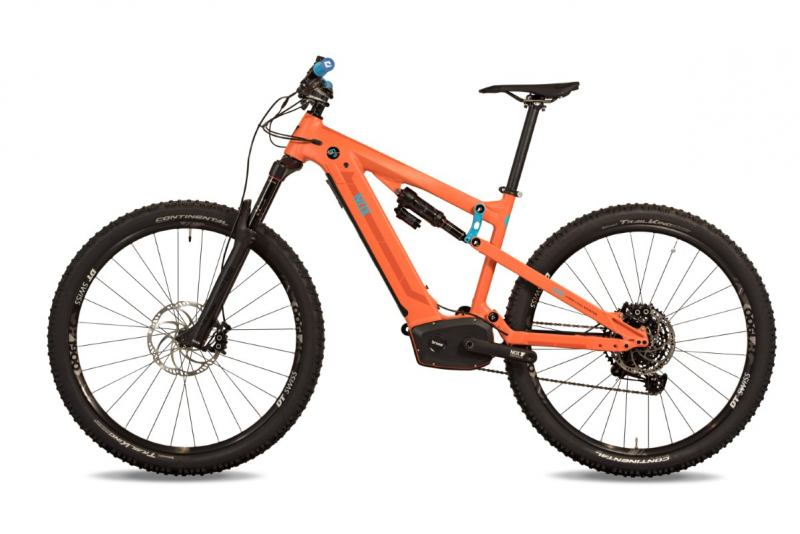 NOX HYBRID All-Mtn 5.9 Comp-S - Brose - Fire